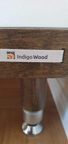 кровать детская indigo wood cloud белая