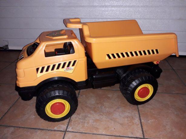 Camião de grandes dimensões basculante criança