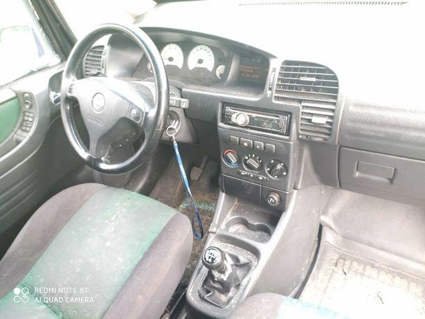 Opel zafira a włącznik świateł