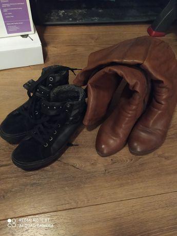 Oddam buty jesienno zimowe