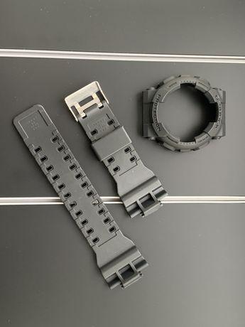 Корпус и ремешок на часы для Касио Джи  Шок Casio G-Shock