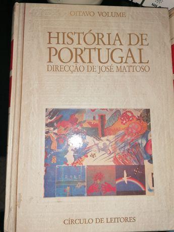História de Portugal de José Mattoso
