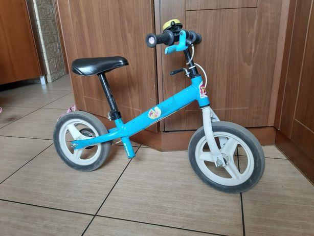 Biegacz rower