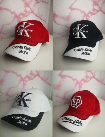 Czapka czapki dwukolor Calvin Klein Philipp Plein Lato 2020 premium no