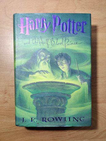USA / Twarda / Harry Potter and the Half-Blood Prince / Rowling