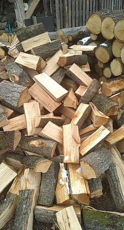 Drewno na opał Dąb, Buk, Brzoza, Sosna
