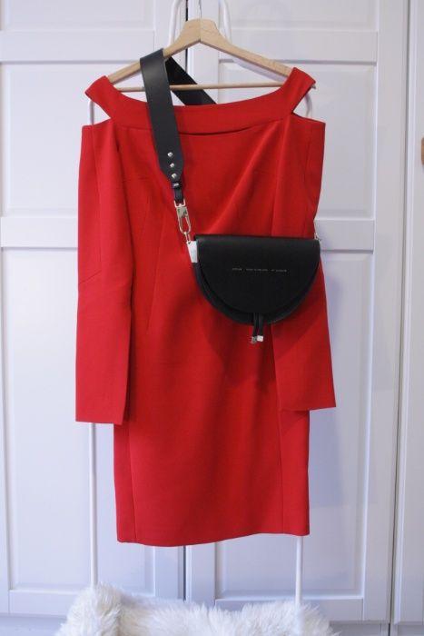 Sukienka La Mania Claris Red Sopot - image 1
