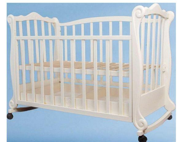 Продам детский манеж кроватку