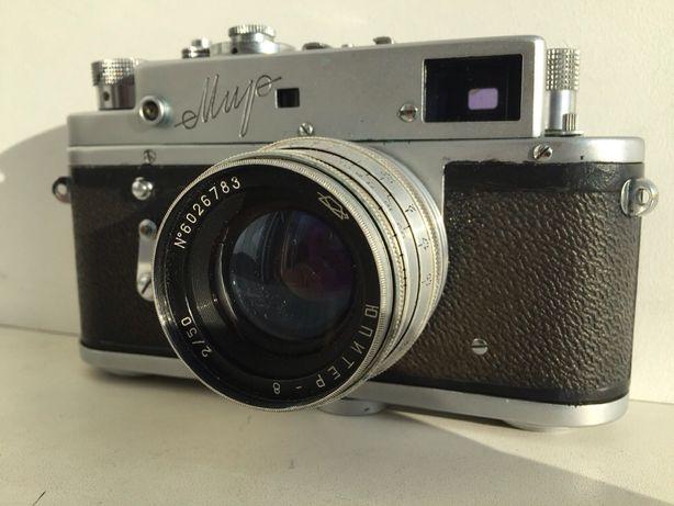 Пленочный фотоаппарат Мир