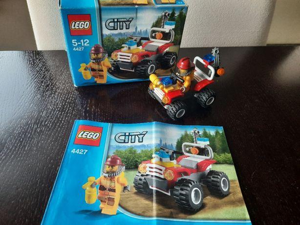 Lego city Łazik Strażacki 4427