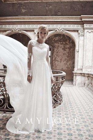Suknia Ślubna Z salonu Laura w Płocku