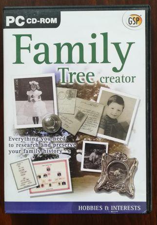 Family Tree program do tworzenia drzewa genealogicznego PC