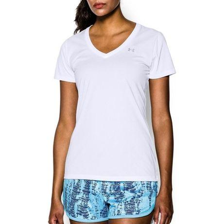 Damska koszulka UNDER ARMOUR M nowa womens Tech Short Sleeve