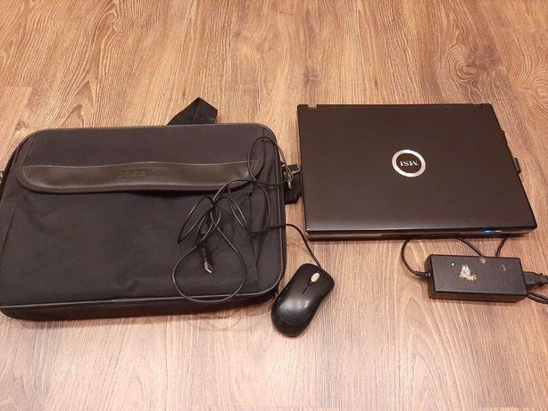Ноутбук МSI ЕХ610 + сумка