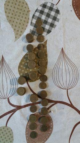 Монеты 1 коп. СССР с 1967 по 1990 г
