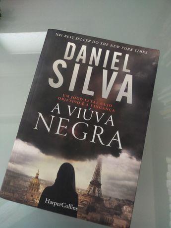Daniel Silva - A viúva negra