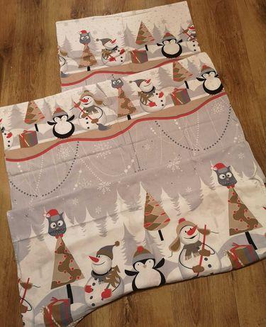 Pościel świąteczna do łóżeczka 2-częściowa