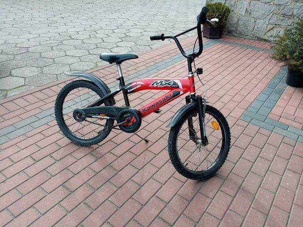 Rower dziecięcy Kawasaki