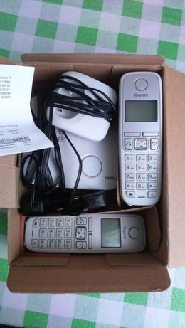 телефон Gigaset A400a DUO Германия