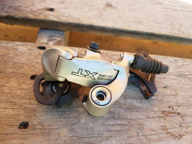 Tylna przerzutka Shimano Deore XT m750 9s retro mtb