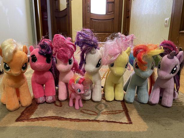 My little pony, коллекция пони