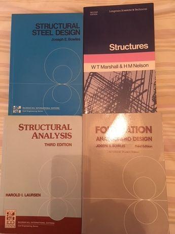 Engenharia de Estruturas - Livros para estudantes