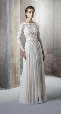 Suknia ślubna Gala Keira r 38
