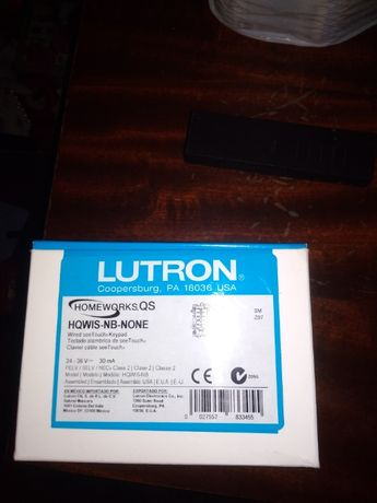 Lutron hqwis-nb-none