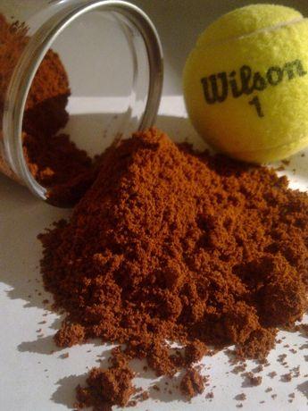 Теннисит - покрытие для грунтовых теннисных кортов.