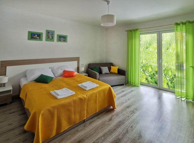 Dom, 4 komfortowe pokoje w górach, od 2 do 13 os. - Lądek Zdrój