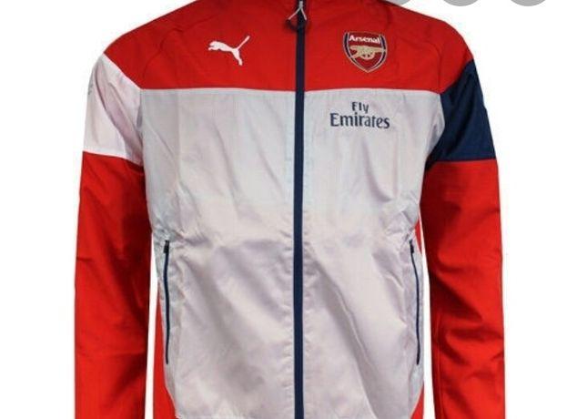 Продам мужской спортивный костюм PUMA FC ARSENAL, р. S- original!