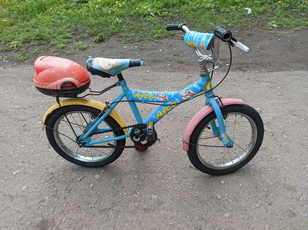Велосипед колёса 16 дюймов.