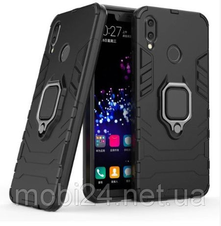 Чехол противоударный на для Huawei P Smart Plus / Z / Honor 8X 8A Y6