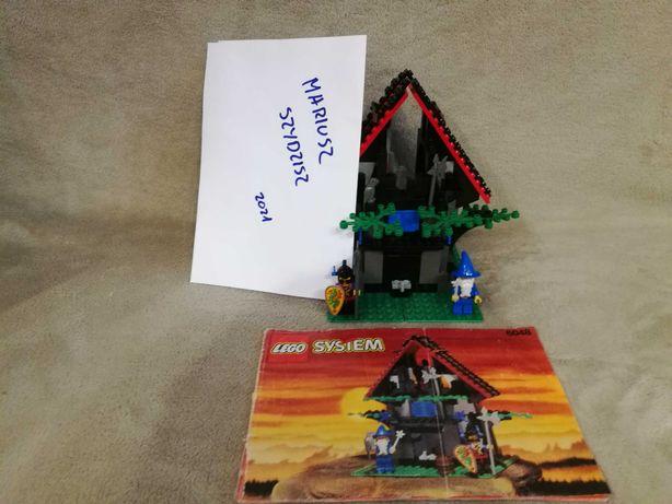 Lego zamek castle 6048 Majisto's Magical Workshop