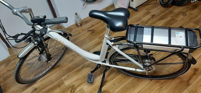 Rower że wspomaganiem elektrycznym