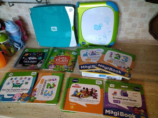 Leap frog, leap start, magi book, 3d, Vtech, английский язык, обучение