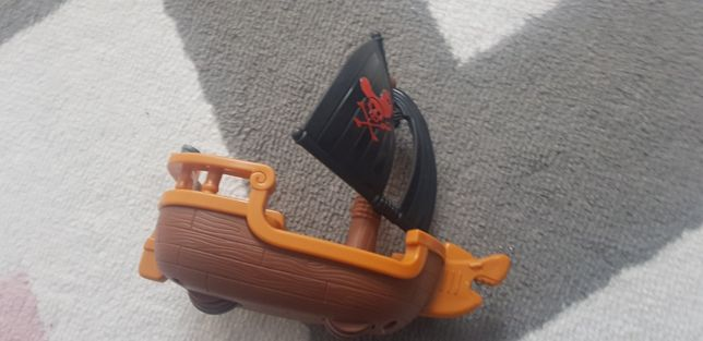 Jack i piraci z Karaibów statek piracki