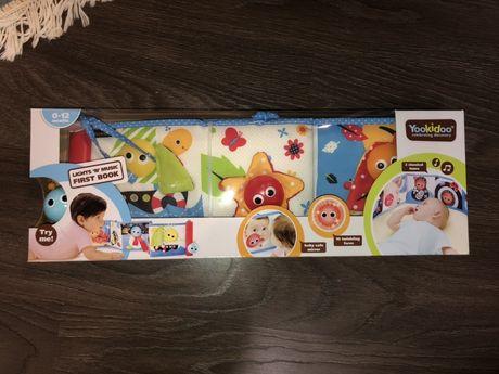 Музыкальная игрушка YOOKIDOO Первая книга