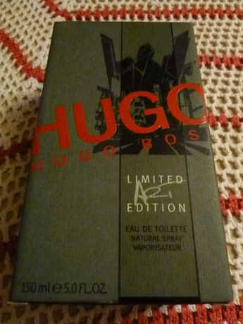 EDT Hugo 150ml - Limited Edition