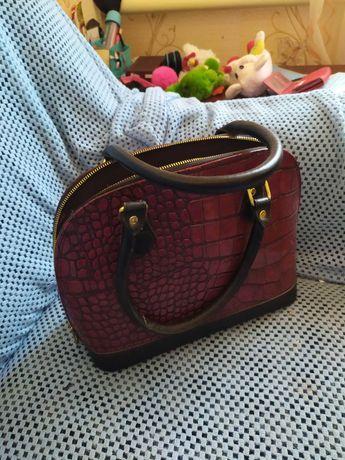 Модная сумочка сундук