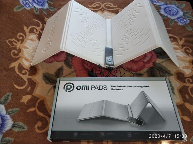 Импульсный електромагнитный матрас OMI PADS + ПОДАРОК Поляриз. Лампа