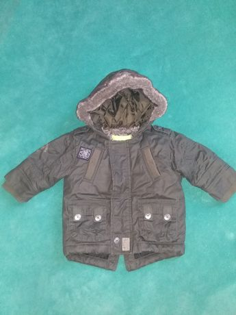 Курточка Парка осень