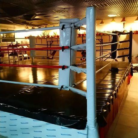 Клетка мма, октагон, ринг боксерский