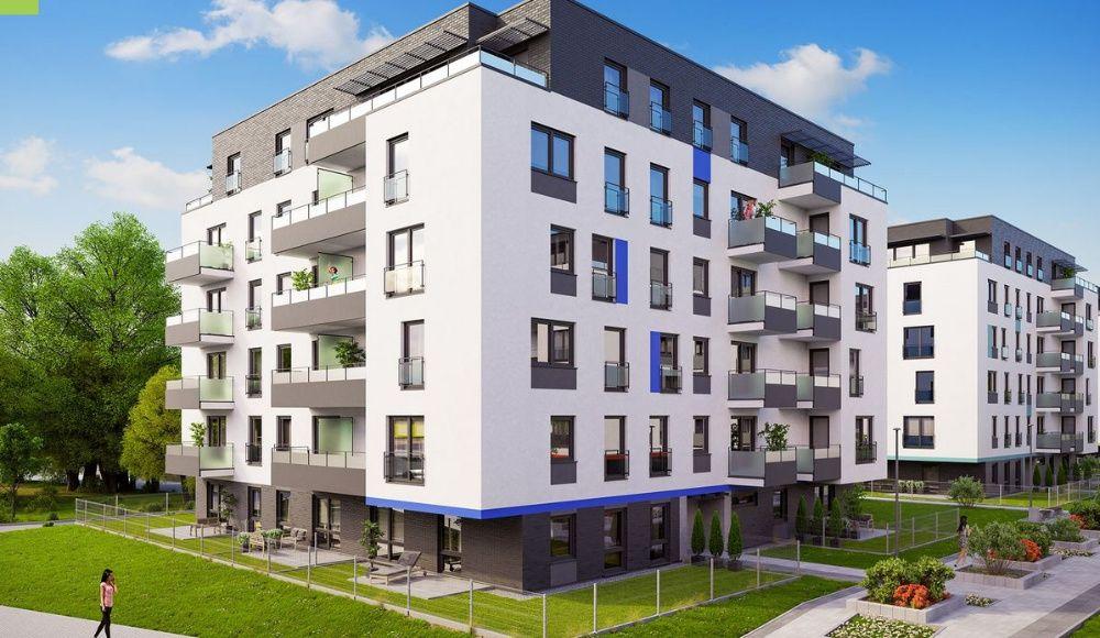 Nowe Mieszkanie 2 pokojowe - Franciszkańskie - od listopada/ grudnia Katowice - image 1