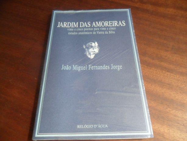 Jardim das Amoreiras - João Miguel Fernandes Jorge