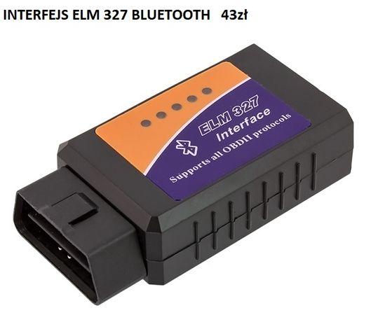 interfejs diagnostyczny obd2 elm327 bluetooth v2.1 vag usb Katowice