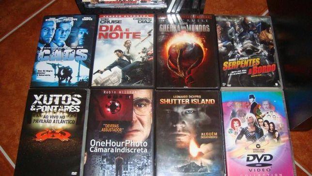 Lote DVDs Originais