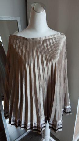 Spódnica plisowana 44