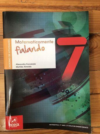 Matematicamente falando 7 -Caderno de atividades