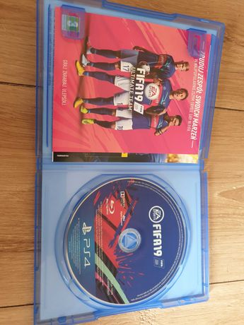 Gra FIFA 19 PS4 PlayStation 4